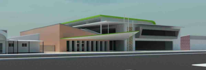 Multi purpose community centre, Griffith