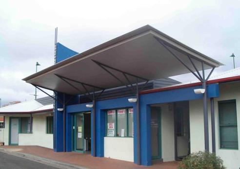 Griffith Bus Interchange