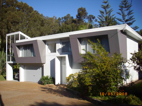 Port Macquarie House - After Alterations